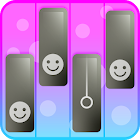 Glitter Piano Tiles- Amazing World of Fun icon