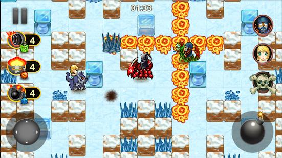Bomb Riders – классическая аркада Screenshot