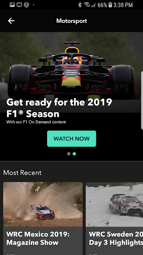 Spark Sport screenshot 2