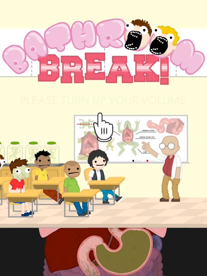 Bathroom Break   screenshot. Bathroom Break    Android Apps on Google Play