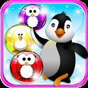 Penguins Bubble Shooter icon