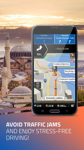 iGO Navigation screenshot 2