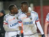 Sochaux ne conserve pas Mbombo qui sera en transit au Standard