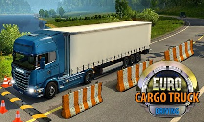 Euro Truck Cargo Driving 2017 1