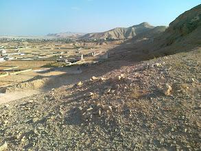 Photo: הבניה הערבית סמוך לאתר הארכאולוגי