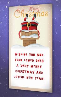 Vánoční Pohlednice S Pozdravy - náhled