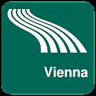 Vienna Map offline icon