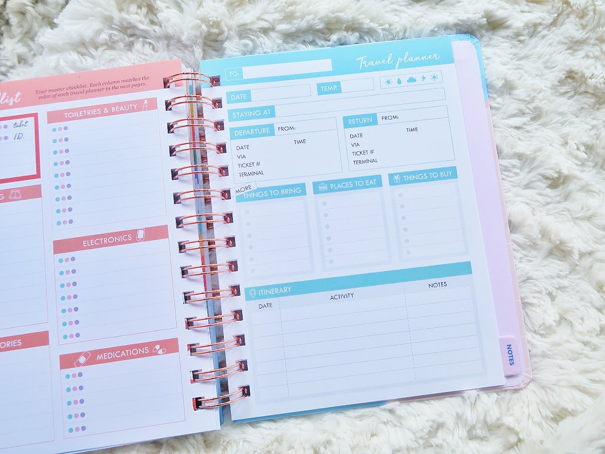 Design Your Life Planner 2019 Review 17