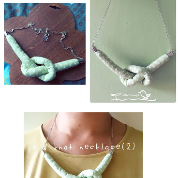 big knot necklace(2)