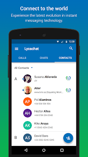 Lycachat - Free texts, Calls- screenshot thumbnail