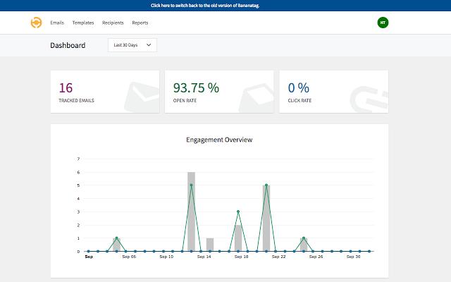 Bananatag Email Tracking