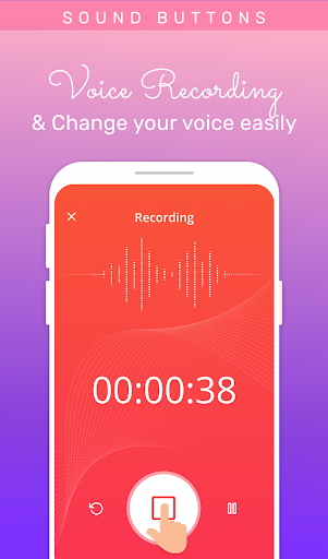 Sound Buttons: Audio editor - Free sound effects App Report