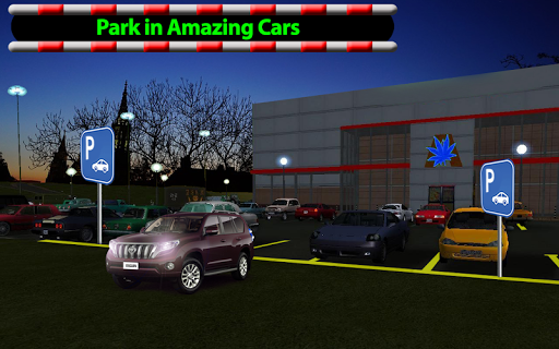 Modern Jeep Parking 4x4 1.0.1 screenshots 1