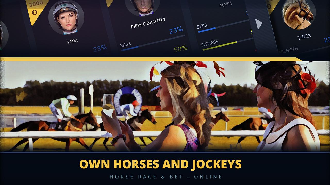 horse racing betting app