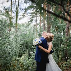 Wedding photographer Anna Polbicyna (polbicyna). Photo of 11.10.2016