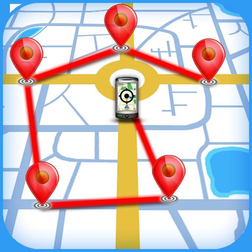 手機定位跟踪器 生產應用 App LOGO-硬是要APP