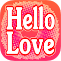 Hello Love Chat icon