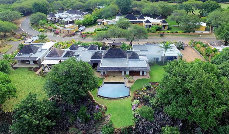Villa avec piscine et jardin Tamarin