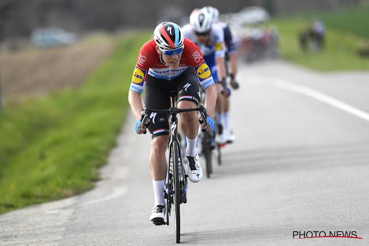 "Deceuninck-Quick.Step zwaait winnaar Luik-Bastenaken-Luik en Kuurne-Brussel-Kuurne uit: ""Once a wolf, always a wolf"""