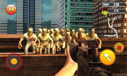 Marrveil Zombie City Force  captures d'écran 4