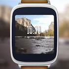 Yosemite motion watch face icon