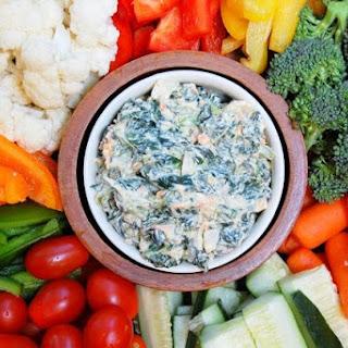 Spinach Dip [Vegan]