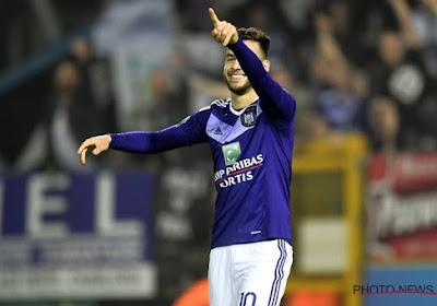 Massimo Bruno reste à Anderlecht