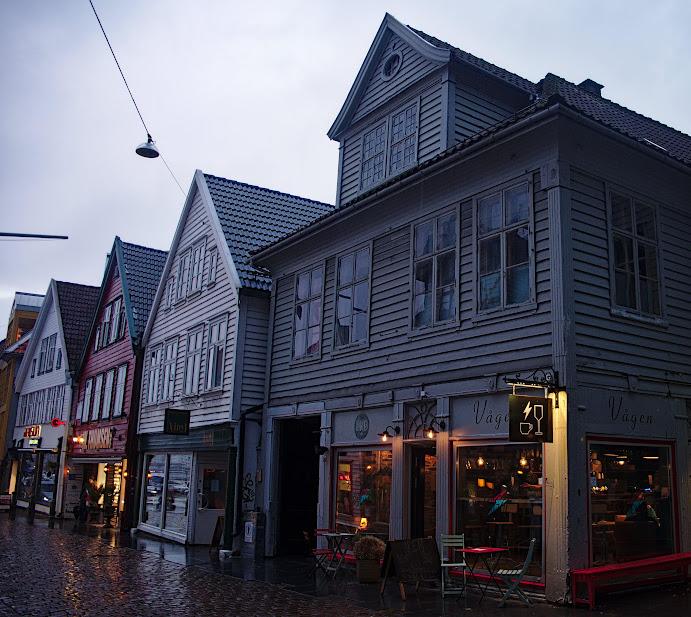 Stare miasto, Bergen