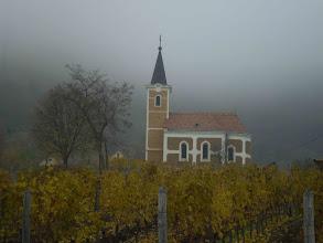 Photo: Tanúhegyek nyomában,jubileumi 5. rendezés,50-es táv.A képen a Lengyel kápolna a Szent György-hegy alatt.