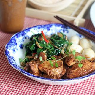 Chicken Spinach Stir Fry Recipes