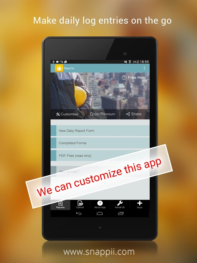 Construction Daily Log App Android Apps On Google Play