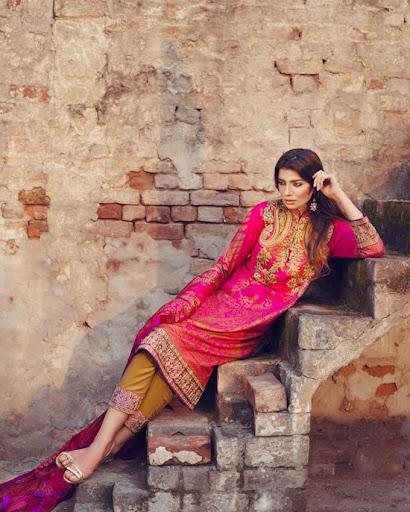 Girls Salwar Kameez Kurtas