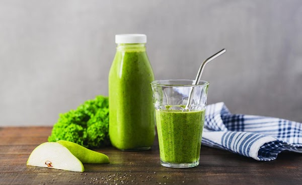 Power Green Smoothie Recipe