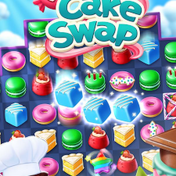 Crazy Cake Swap v1.28.1 (Mod)