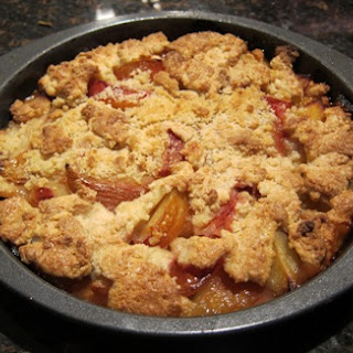 Easy Plum Pie.
