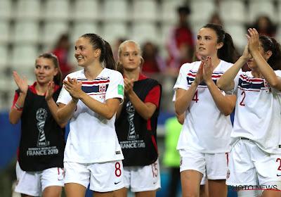 Noorwegen na thriller naar kwartfinales