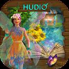 Jogos De Encontrar Objetos Ocultos Jardim Mágico icon