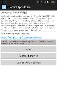 App Essential Apps Guide APK for Windows Phone