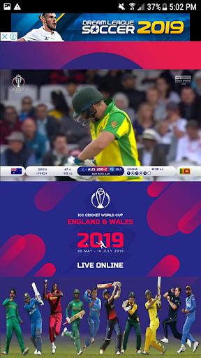 Live Cricket World Cup 2019 3.2 screenshots 1