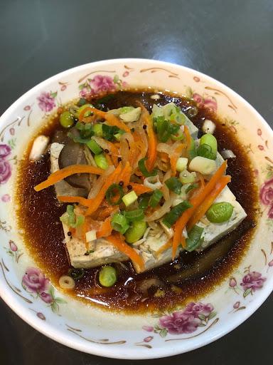 清蒸臭豆腐:普通