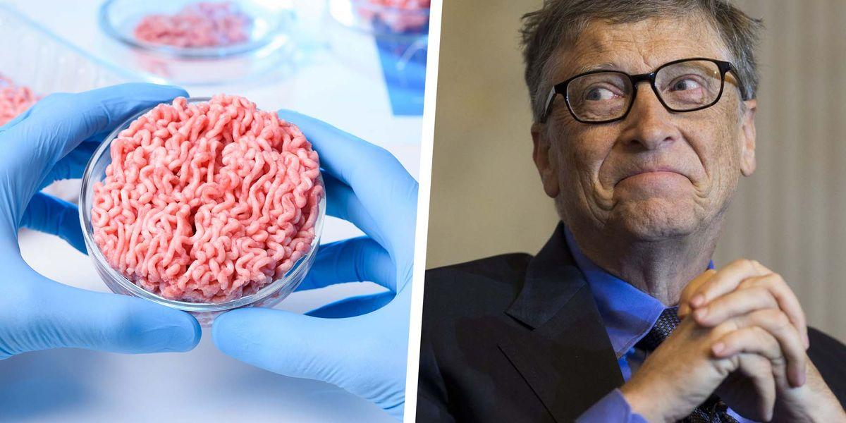 Why Bill Gates Says Rich Countries Should Eat 100% ...