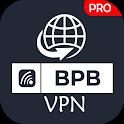 BPB VIP VPN Pro | Fastest Free & Paid VPN icon