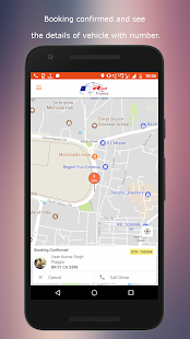 Road Express - Truck Booking App - náhled