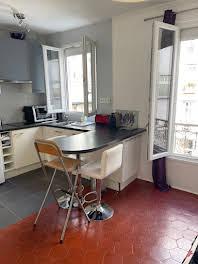 Appartement meublé 2 pièces 30,7 m2