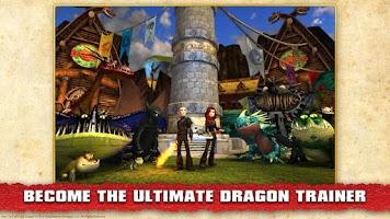 Screenshot of School of Dragons