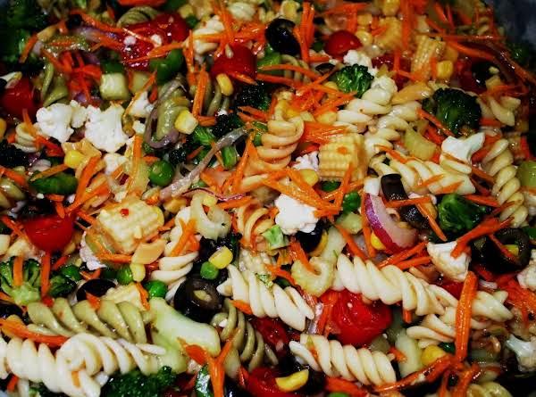 Donna's Pasta Salad Recipe