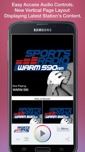 WARM 590