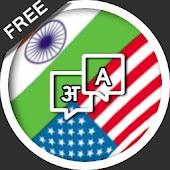Translate English Hindi pop up