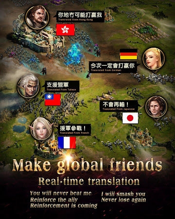 Clash of Queens:Dragons Rise 1.8.34 screenshot 628842