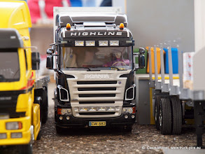 Photo: ZOLDER TGP 2013.      Find all my photos here: www.truck-pics.eu           CW = Claus Wiesel?